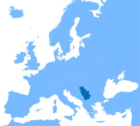 Satellite Srbija